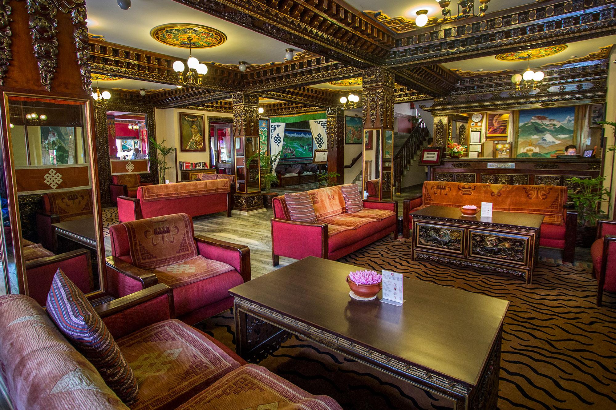 Image result for hotel tibet lazimpat